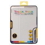 BASEUS Think Thank Case Apple iPad Air [LTAPIPAD5-TK02] - White - Casing Tablet / Case